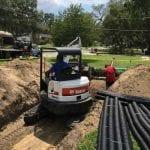 Drain Field Repair in Plant City, Florida