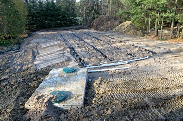 Drain Field Installation 101